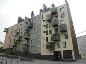 modern design building in Helsinki